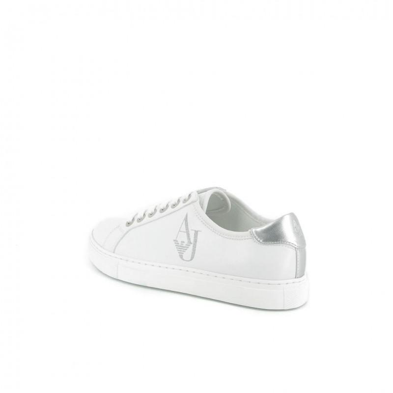 ARMANI JEANS Dámské Sneakersy TENISKY bílé SLEVA. Popis 2486c608a1
