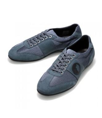 6daf7ee63a VERSACE COLLECTION pánské kožené boty ...