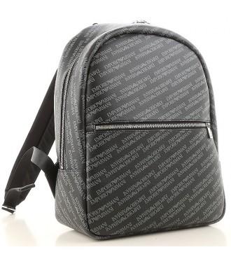 c9c4a0a319c EMPORIO ARMANI kožený batoh nová kolekce 2019 ...